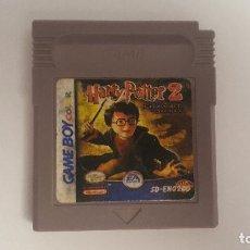 Videojuegos y Consolas: JUEGO GAMEBOY COLOR - HARRY POTTER 2. Lote 73058795