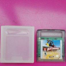 Videojuegos y Consolas: JUEGO GAME BOY COLOR SKATEBOARDING. Lote 73581603