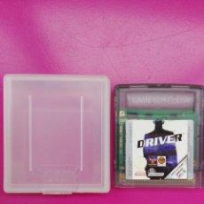 Videojuegos y Consolas: JUEGO GAME BOY COLOR DRIVER. Lote 73581751