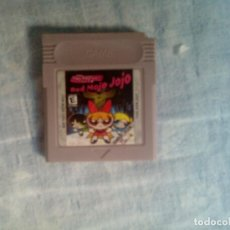 Videojuegos y Consolas: THE POWERPUFF GIRLS - BAD MOJO JOJO - GAME BOY COLOR. Lote 78371697
