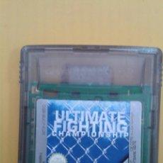 Videojuegos y Consolas: ULTIMATE FIGHTING CHAMPIONSHIP GAME BOY COLOR. Lote 78847641