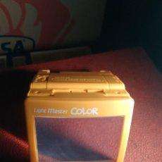 Videojuegos y Consolas: LOTE DE 4 LUPAS CON LUZ LIGHT MASTER COLORCOLOR PARA GAMEBOY. Lote 81945492