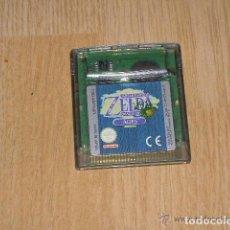 Videojuegos y Consolas: ZELDA ORACLE OF AGES NINTENDO GAME BOY COLOR Y ADVANCE PAL ESPAÑA CASTELLANO. Lote 144038362