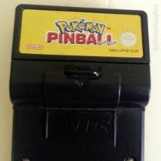 Videojuegos y Consolas: POKEMON PINBALL GAME BOY GAMEBOY COLOR. Lote 83367536