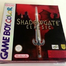 Videojuegos y Consolas: SHADOWGATE CLASSIC GAME BOY GAMEBOY COLOR. Lote 83368088