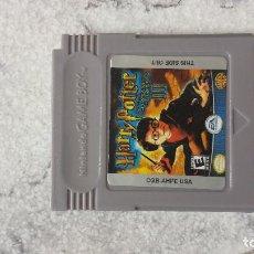 Videojuegos y Consolas: HARRY POTTER Y LA CAMARA SECRETA GAMEBOY. Lote 87583536
