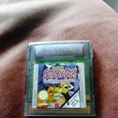 Videojuegos y Consolas: JUEGO GAME BOY COLOR SCOOBY DOO! CLASSIC CREEP CAPERS.. Lote 88140148