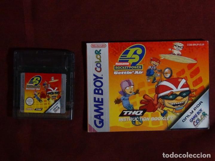 Nickelodeon Rocket Power Gettin Air Gameboy G Kaufen Videospiele Und Konsolen Game Boy Color In Todocoleccion 91463815