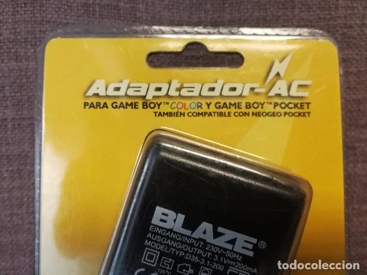 Videojuegos y Consolas: ADAPTADOR AC GAME BOY COLOR POCKET Y NEOGEO POCKET - Foto 2 - 92072080