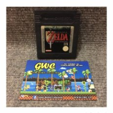 Videojuegos y Consolas: THE LEGEND OF ZELDA LINKS AWAKENING DX·GAME BOY COLOR. Lote 95545579