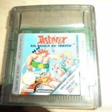 Videojuegos y Consolas: JUEGO GAME BOY COLOR - ASTERIX EN BUSCA DE IDEFIX -NINTENDO. Lote 95699287