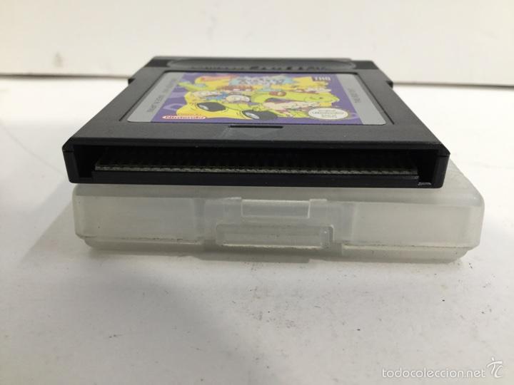 Videojuegos y Consolas: Juego The Rugrats Movie Nintendo Game Boy Color - Foto 4 - 97618166