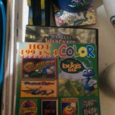 Videojuegos y Consolas: CARTUCHO SUPER COLOR 199 EN 1 GAMEBOY. Lote 99897703