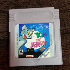 Videojuegos y Consolas: JUEGO TOM AND JERRY DE NINTENDO GAMEBOY COLOR . Lote 99910308