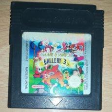 Videojuegos y Consolas: GAME & WATCH GALLERY 3 ORIGINAL NINTENDO GAME BOY GAMEBOY COLOR ADVANCE. Lote 103221568