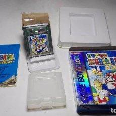 Videojuegos y Consolas: SUPER MARIO BROS. DELUXE ( PILA OK) ( GAMEBOY COLOR) JC . Lote 103426391