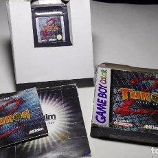 Videojuegos y Consolas: TUROK 2 ( GAMEBOY COLOR) JC . Lote 103426571