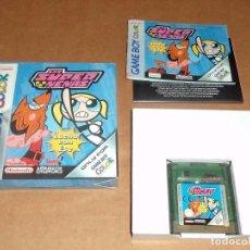 Videojuegos y Consolas: SUPER NENAS : LUCHA CON ESE COMPLETO PARA NINTENDO GAMEBOY COLOR /GBC , PAL. Lote 105799551