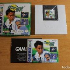 Videojuegos y Consolas: ALL START TENNIS 2000 GBC. Lote 107266935