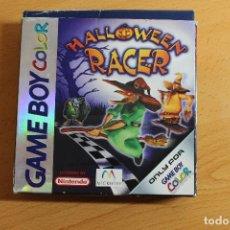 Videojuegos y Consolas: HALLOWEEN RACER GBC. Lote 107267783