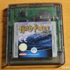 Videojuegos y Consolas: HARRY POTTER Y LA PIEDRA FILOSOFAL GAMEBOY COLOR. Lote 107945647