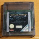 Videojuegos y Consolas: LA MASCARA DEL ZORRO GAMEBOY COLOR. Lote 107982851