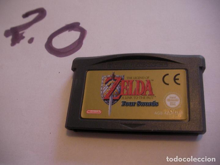 ANTIGUO JUEGO THE LEYEND OF ZELDA (Juguetes - Videojuegos y Consolas - Nintendo - GameBoy Color)