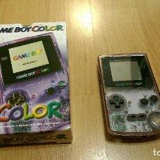 Videojuegos y Consolas: GAME BOY COLOR. Lote 108906783