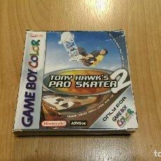 Videojuegos y Consolas: JUEGO GAME BOY «TONY HAWK'S PRO SKATER 2». Lote 108907327