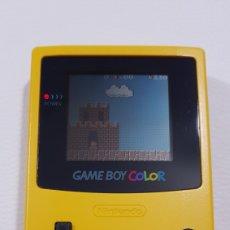Videojuegos y Consolas: NINTENDO GAME BOY COLOR CON DOS JUEGOS. Lote 109608247