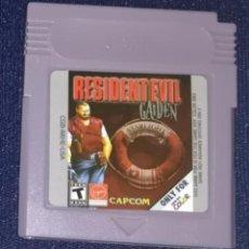 Videojuegos y Consolas: RESIDENT EVIL GAIDEN ESPAÑOL CLON NINTENDO GAME BOY GAMEBOY COLOR ADVANCE. Lote 110029918
