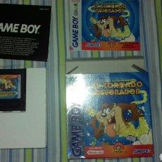 Videojuegos y Consolas: JUEGO GAME BOY EL TORNADO DEVORADOR. Lote 110215050