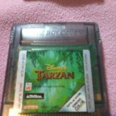 Videojuegos y Consolas: DISNEY'S TARZAN NINTENDO GAME BOY COLOR PAL . Lote 111297859