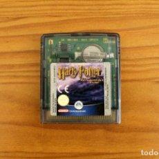 Videojuegos y Consolas: NINTENDO GAME BOY COLOR - HARRY POTTER Y LA PIEDRA FILOSOFAL - GBC. Lote 115135744