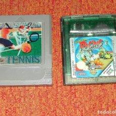 Videojuegos y Consolas: JUEGO GAME BOY / GAME BOY COLOR - LOONEY TUNES. Lote 115138203