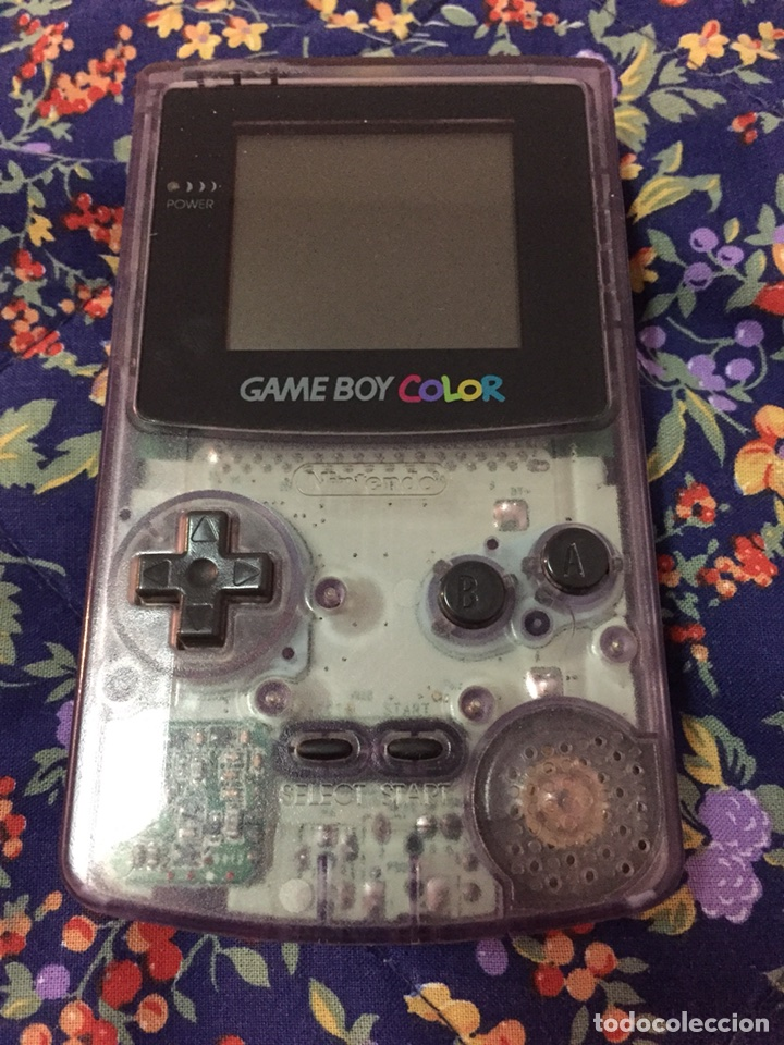 GAME BOY COLOR (Juguetes - Videojuegos y Consolas - Nintendo - GameBoy Color)
