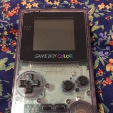 Videojuegos y Consolas: GAME BOY COLOR. Lote 116651936