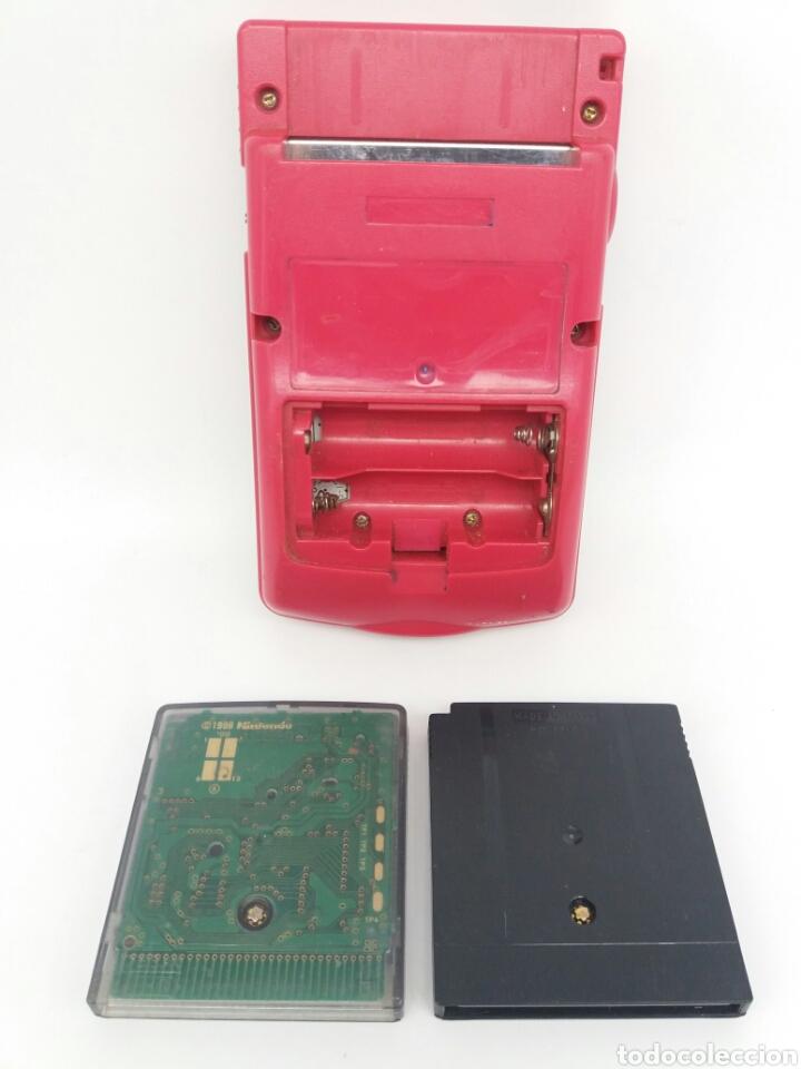 Videojuegos y Consolas: Lote GameBoy Color + 2 Juegos (funciona) - Foto 2 - 117545500