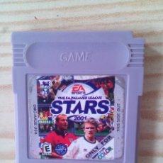 Videojuegos y Consolas: JUEGO GAME BOY COLOR THE F.A PREMIER LEAGUE STARS 2001 - PAL INGLES. Lote 127849535