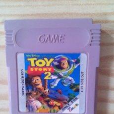 Videojuegos y Consolas: JUEGO GAME BOY COLOR TOY STORY 2 - PAL INGLES. Lote 127849719