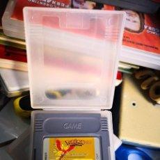 Videojuegos y Consolas: POKÉMON GOLD SILVER 2 EN 1 NINTENDO GAME BOY CON ESRUCHE. Lote 128174607