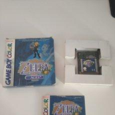 Videojuegos y Consolas: ZELDA ORACLE OF AGES. Lote 128260500