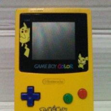 Videojuegos y Consolas: GAME BOY COLOR EDICION POKEMON PIKACHU NINTENDO. Lote 130714343