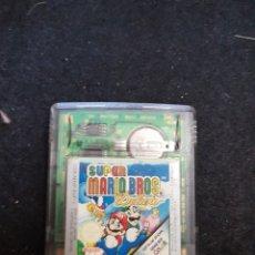 Videojuegos y Consolas: NINTENDO GAMEBOY COLOR SUPER MARIO BROS. DELUXE. Lote 134806995