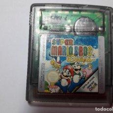 Videojuegos y Consolas: 08-00243 GAME BOY COLOR -SUPER MARIO DELUXE. Lote 131750598