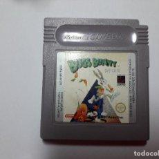 Videojuegos y Consolas: 08-00242 GAME BOY COLOR -BUGS BUNNY- CRAZY CASTLE. Lote 131750942