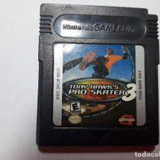 Videojuegos y Consolas: 08-00245 GAME BOY COLOR -TONY HAWKS PRO SKATER 3. Lote 131751022