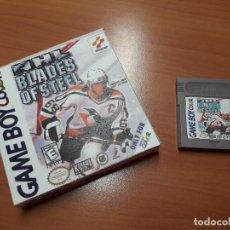 Videojuegos y Consolas: 08-00254 GAME BOY COLOR - BLADES OF STEEL ( CON CAJA CASERA). Lote 134869258