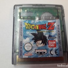 Videojuegos y Consolas: 08-00264 GAME BOY COLOR - DRAGON BALL Z , GUERREROS DE LEYENDA. Lote 134870550