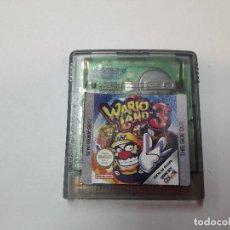 Videojuegos y Consolas: 08-00275 GAME BOY COLOR - WARIO LAND 3. Lote 134870778